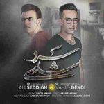دانلود آهنگ جدید وحید دندی و علی صدیق سرد شدی