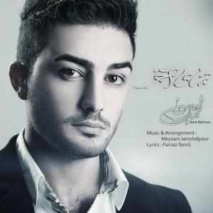 دانلود آهنگ جدید امیر بهمن به نام تمنای آخر