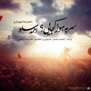 دانلود آهنگ جدید احمد سلو سر به هوا کجایی
