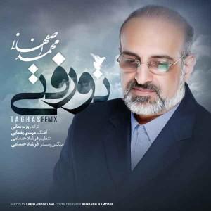 دانلود آهنگ جدید محمد اصفهانی تو رفتی