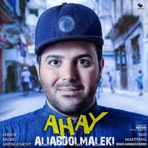 دانلود آهنگ جدید علی عبدالمالکی آهای