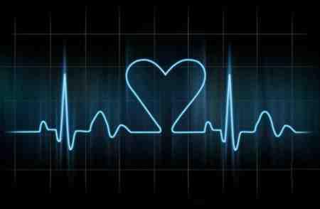 ضربان قلب من تند میزنه