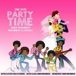AMA Band (Armin Mohammadi Ft Mohammad Allahgholi ) - Remix Party Time
