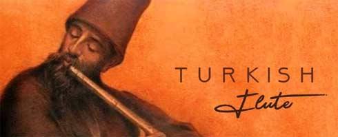 موسیقی بی کلام نی ترکیه ای