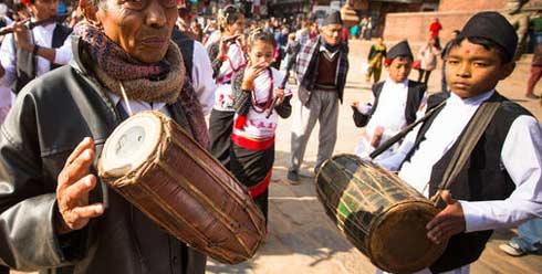 موسیقی بی کلام خارجی نپالی