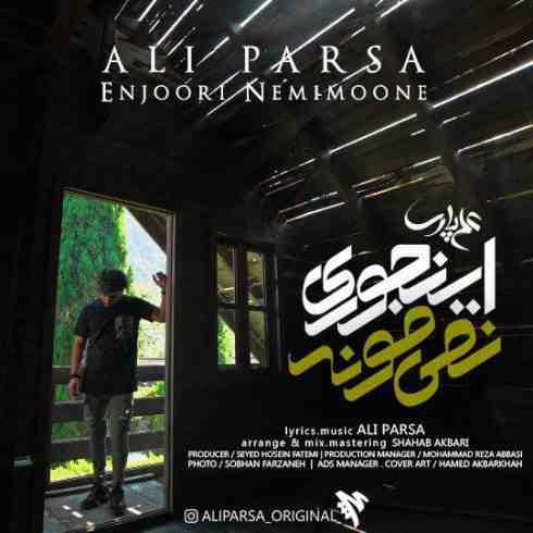 دانلود آهنگ جدید  علی پارسا به نام  اینجوری نمیمونه / کیفیت اورجینال 320