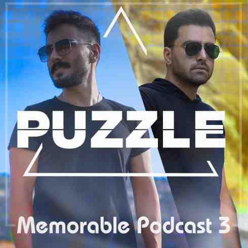 دانلود آهنگ جدید پازل بند به نام Memorable Podcast 3 / کیفیت اورجینال 320