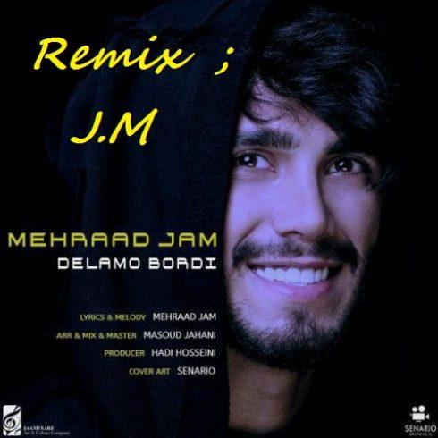 دانلود آهنگ جدید مهراد جم به نام دلمو بردی / کیفیت اورجینال 320