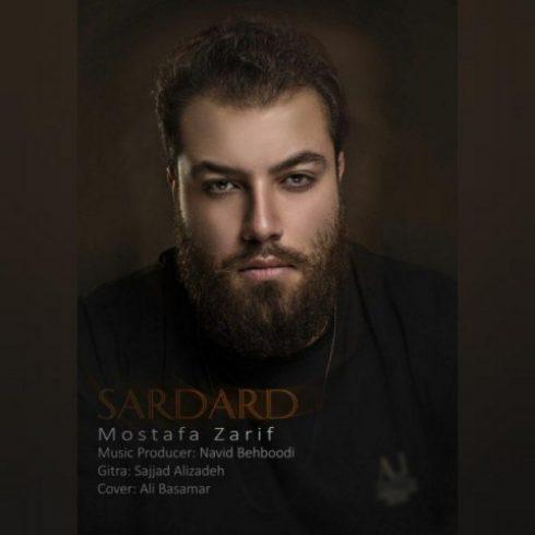 دانلود آهنگ جدید مصطفی ظریف به نام سردرد / کیفیت اورجینال 320